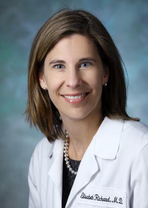 Elisabeth G  Richard, MD – Light Therapy for Skin Disease